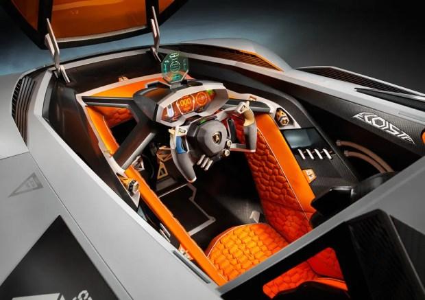 Lamborghini Egoista - Fanaticar Magazin