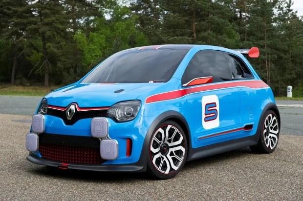 Renault Twin'Run Studie - Fanaticar Magazin