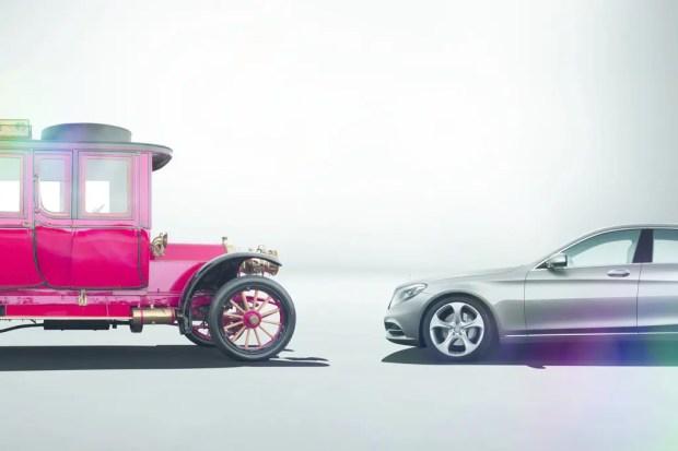 Mercedes-Benz Sonderausstellung S-Klasse - Fanaticar Magazin