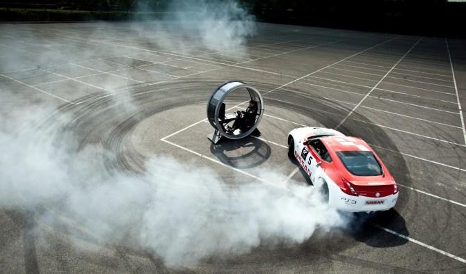 Nissan PlayStation GT Academy