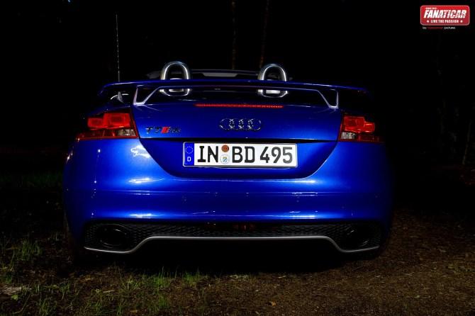 2013 Audi TTRS Roadster - Fanaticar