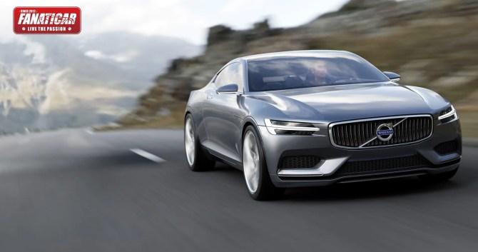 Volvo Concept Coupé - Fanaticar