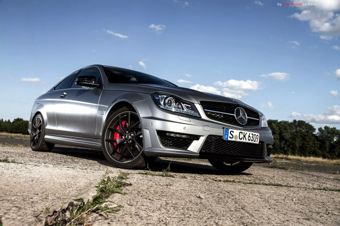"Mercedes-Benz C63 AMG Coupé ""Edition 507"" - Fanaticar"