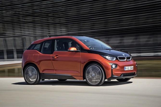Der BMW i3: Das für reine elektrische Mobilität konzipierte Premium-Automobil.