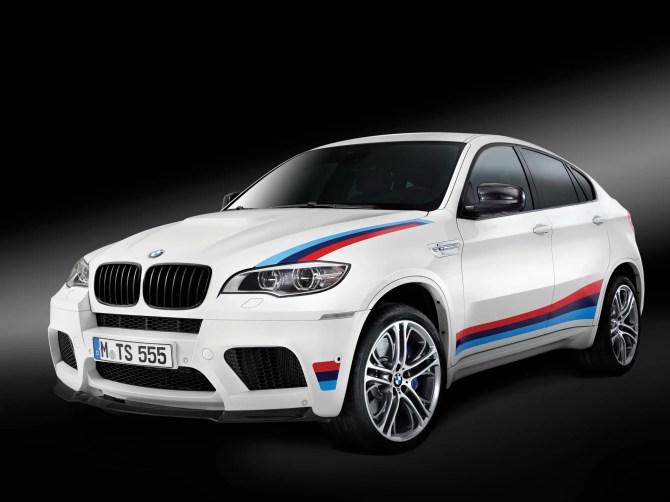 Sportlich-edle Akzente für exakt 100 Exemplare: BMW X6 M Design Edition