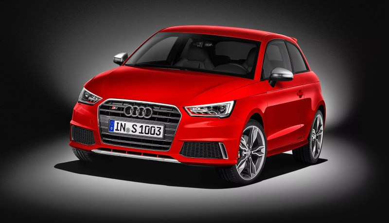 Audi S1 - Fanaticar Magazin