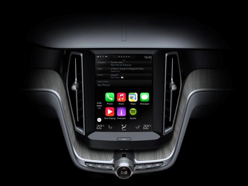 Volvo Apple CarPlay - Fanaticar Magazin