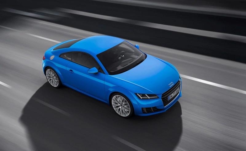 2014 - Audi TT Coupé - Fanaticar Magazin