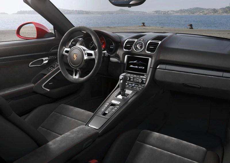 2014 Porsche Boxster GTS - Fanaticar Magazin