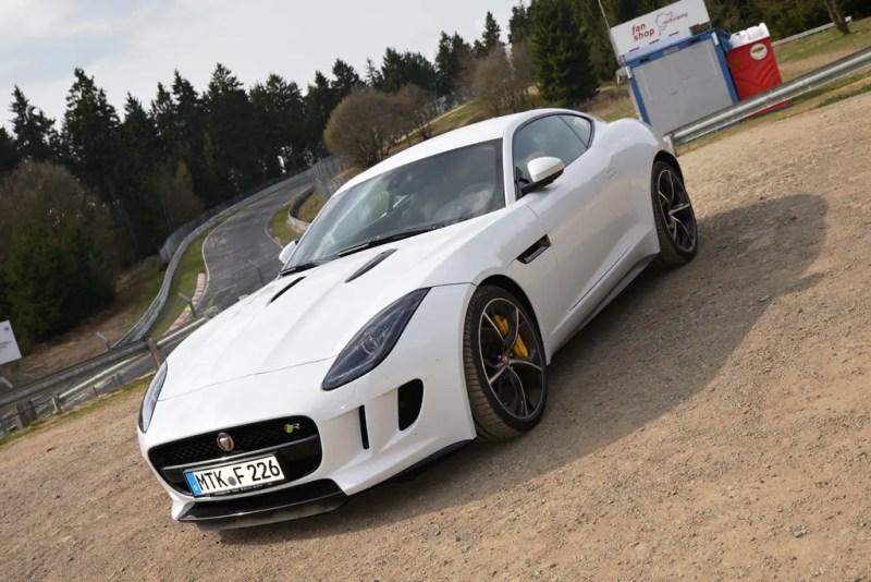 2014 Jaguar F-Type Coupé - Fanaticar Magazin