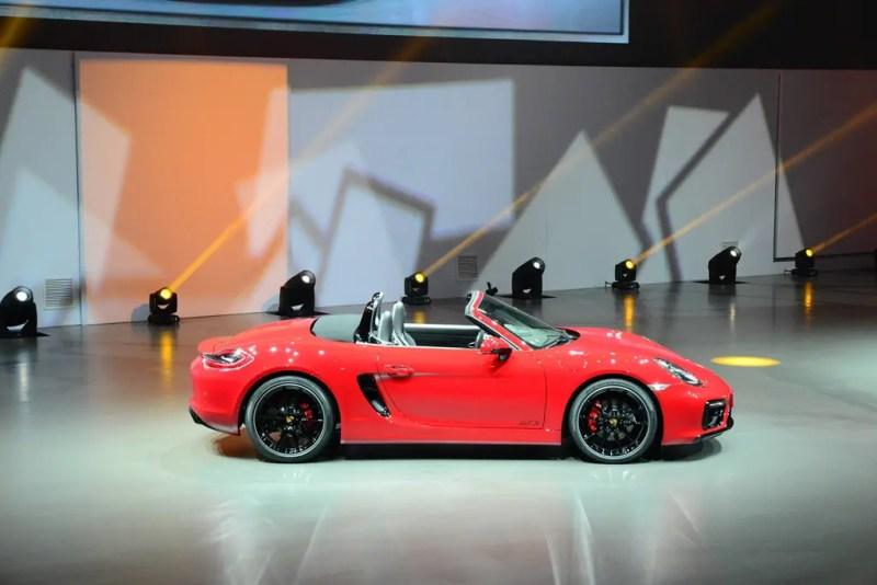 Porsche Boxster GTS - Fanaticar Magzin