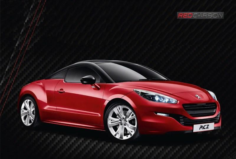 2014 Peugeot RCZ Red Carbon - Fanaticar Magazin