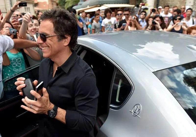 Ben Stiller gewinnt Maserati Taormina Award