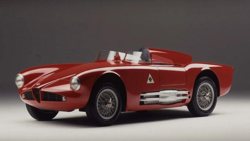 Der Alfa Romeo 750 Competizione (1955)