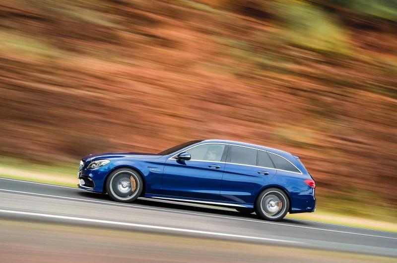 2015 Mercedes-AMG C 63 S T-Modell - Fanaticar Magazin