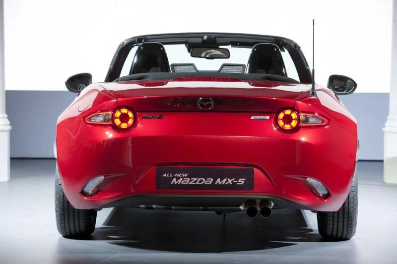 2014 Mazda MX-5 - Fanaticar Magazin
