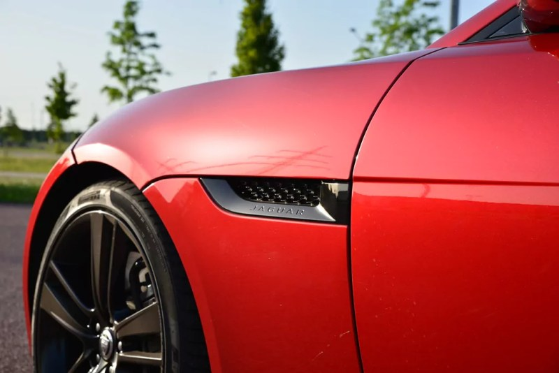 2014 Jaguar F-Type V8 S Roadster - Fanaticar Magazin