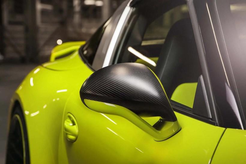 2015 Techart Porsche Targa 4 - Fanaticar Magazin