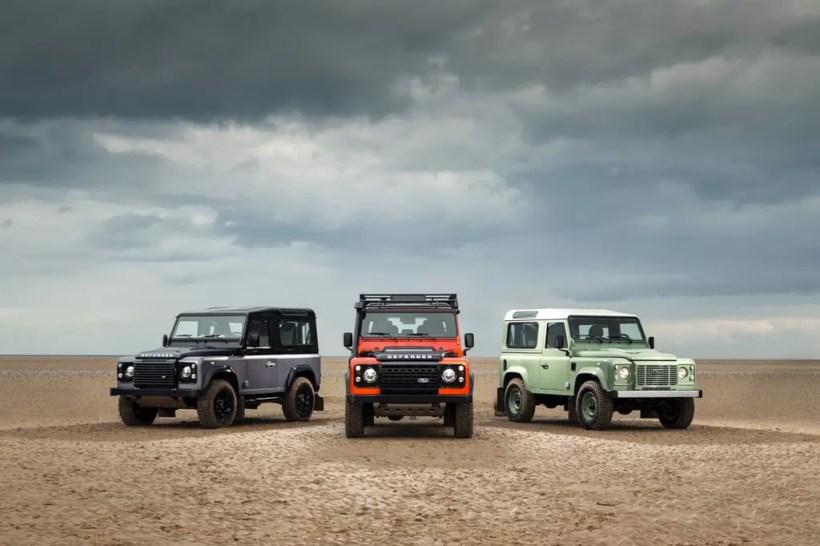 Land Rover Defender 2015 - Fanaticar Magazin