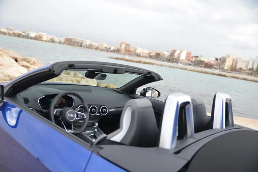 Audi TT Roadster   Fanaticar Magazin