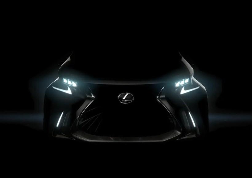 Weltpremiere des Lexus LF-SA Konzepts auf dem Genfer Automobilsalon 2015