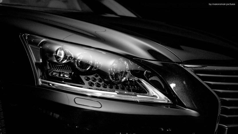 Lexus LS600h L Wellness Edition - Fanaticar Magazin