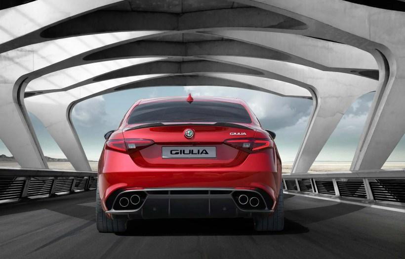2015 Alfa Romeo Giulia QV   Fanaticar Magazin