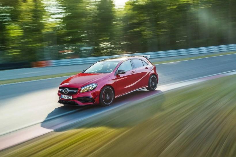 2015 Mercedes-Benz A-Klasse | Fanaticar Magazin