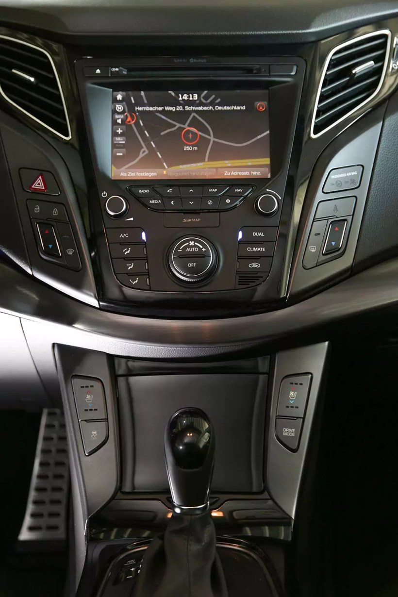 2016 Hyundai i40 Kombi | Fanaticar Magazin