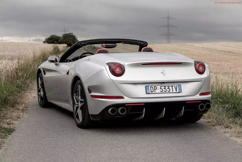 2015 Ferrari California T   Fanaticar Magazin