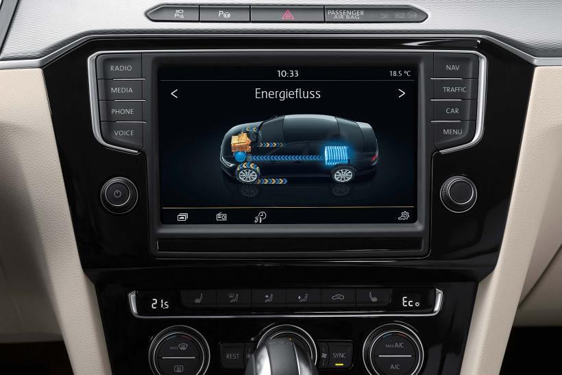 2015 Volkswagen Passat GTE | Fanaticar Magazin