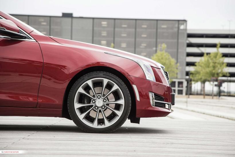 Cadillac ATS Coupe | Fanaticar Magazin