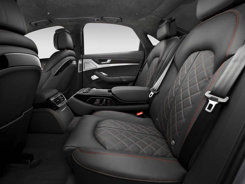 2016 Audi S8 plus | Fanaticar Magazin