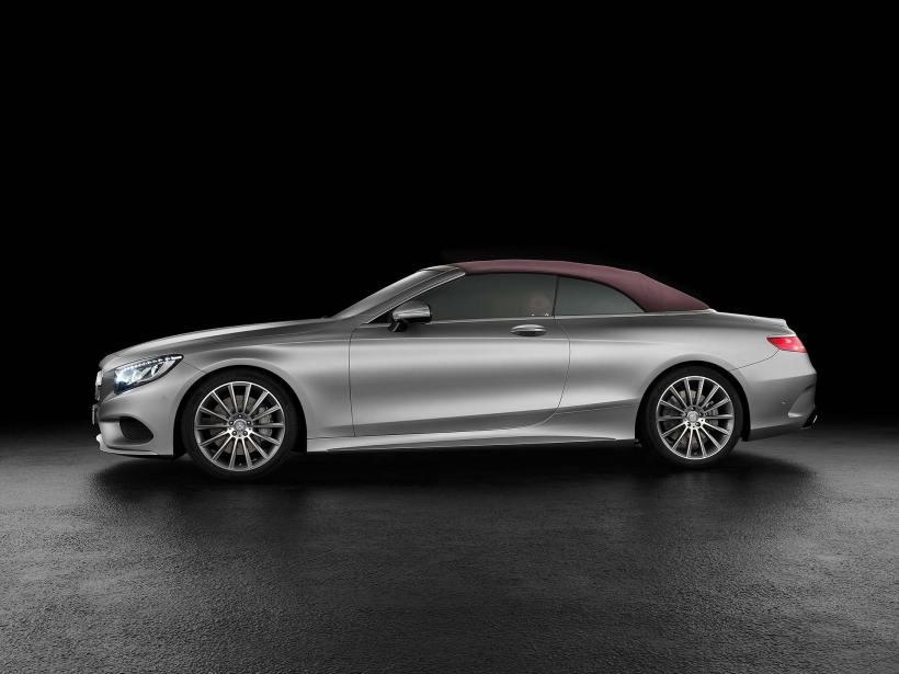 Mercedes-Benz S-Klasse Cabriolet   Fanaticar Magazin