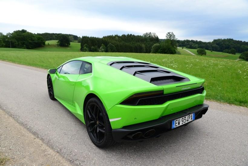 2015 Lamborghini Huracan | Fanaticar Magazin