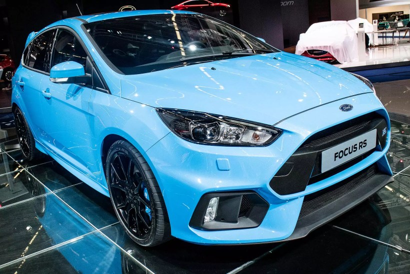 2015 Ford Focus RS IAA 2015 | Fanaticar Magazin