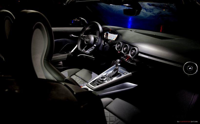 2015 Audi TTS Roadster   Fanaticar Magazin