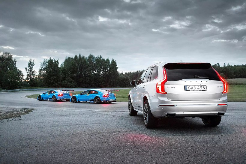 2015 Volvo XC90 Polestar-Performance | Fanaticar Magazin
