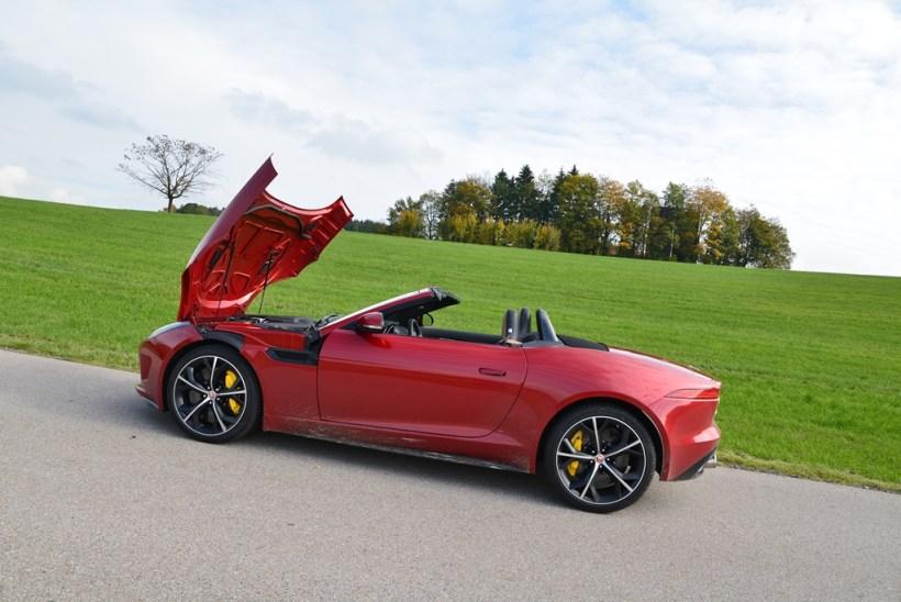 Jaguar F-Type AWD | Fanaticar Magazin