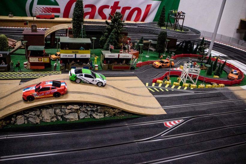 Renncenter Hamburg: Slot-Car Racing