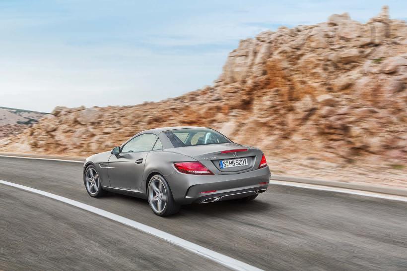 2016 Mercedes-Benz SLC   Fanaticar Magazin