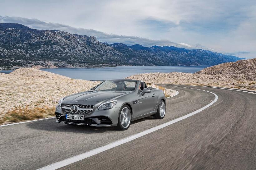 2016 Mercedes-Benz SLC | Fanaticar Magazin