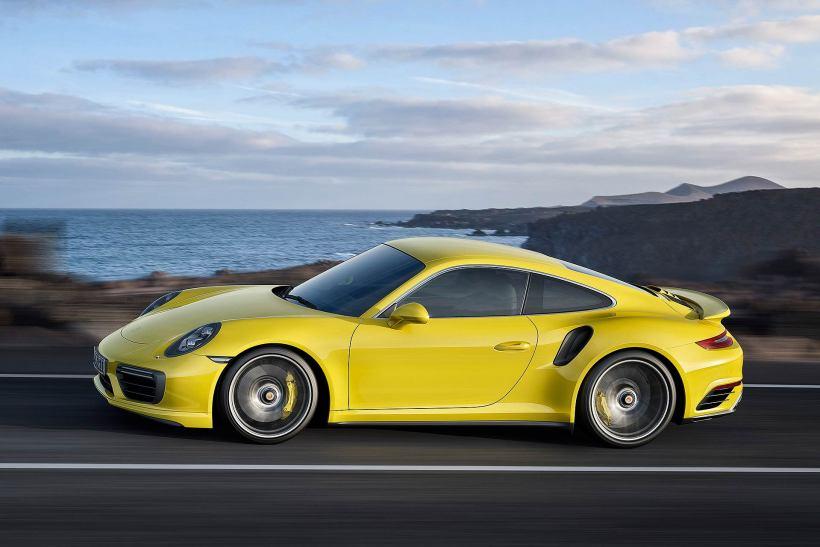 2016 Porsche 911 Turbo S | Fanaticar Magazin