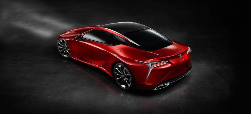 2015 Lexus LC 500 | Fanaticar Magazin