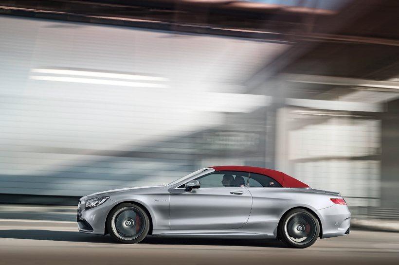 "Mercedes-AMG S 63 4MATIC Cabriolet ""Edition 130"" | Fanaticar Magazin"