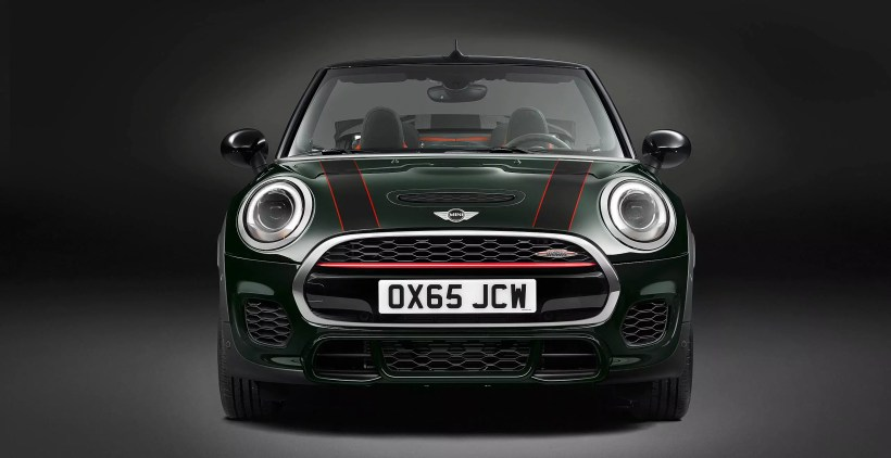 2016 Mini John Cooper Works Cabriolet   Fanaticar Magazin