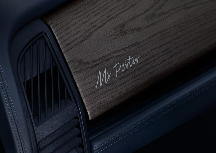 BMW i3 Mr Porter Edition | Fanaticar Magazin