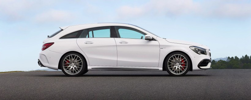 2016 Mercedes-Benz CLA und CLA Shooting Brake | Fanaticar Magazin