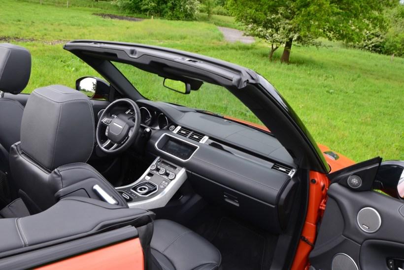 Range Rover Evoque Cabriolet   Fanaticar Magazin