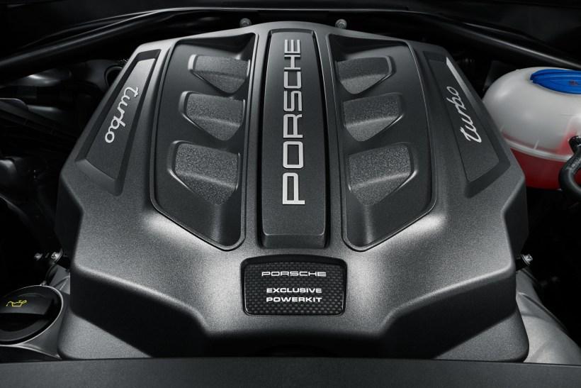 2016 Porsche Macan Turbo   Fanaticar Magazin
